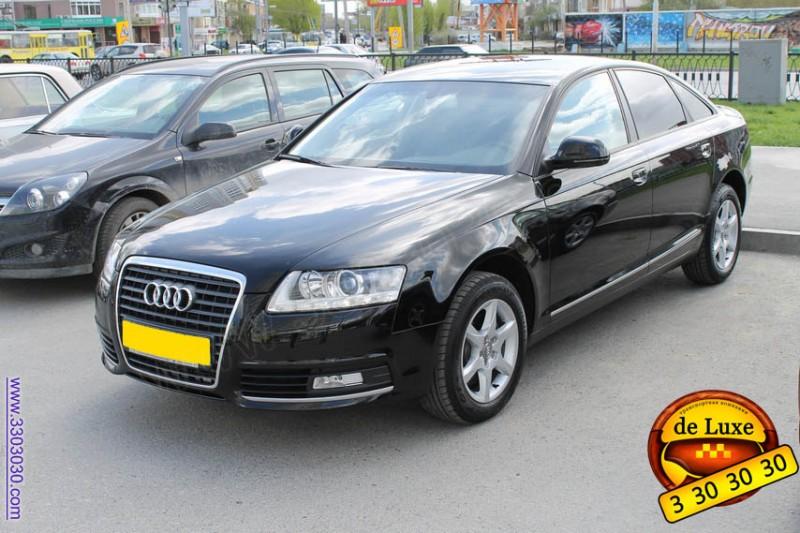 Audi A6 в Taxi De Luxe