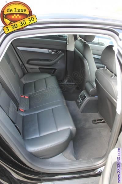 Фото Audi A6 интерьер