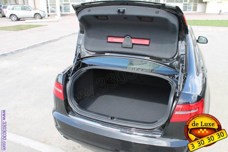 Багажник Ауди А6 фото