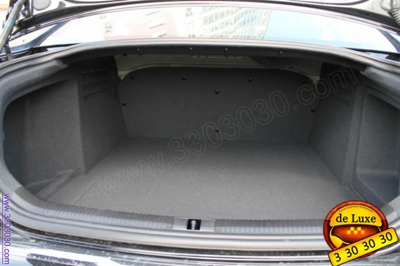Ауди А6 фотография багажника автомобиля